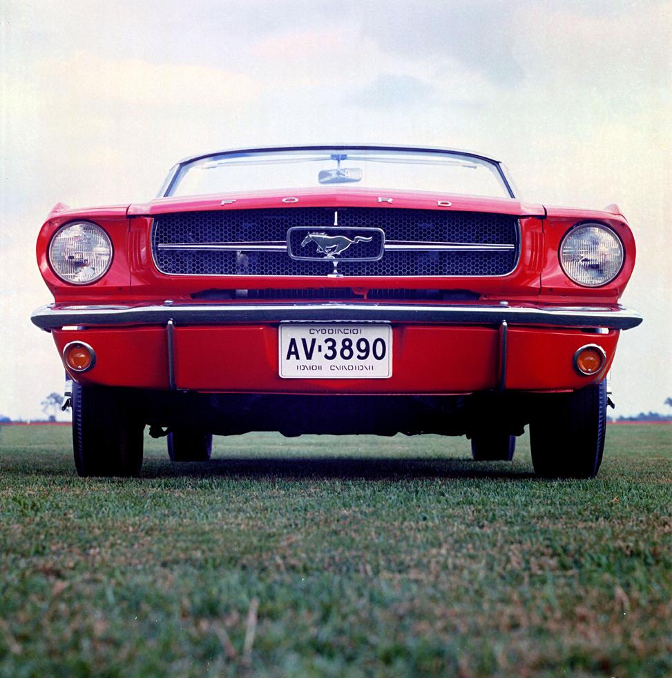 46721f7b8e Motor Show – AutoBiografía: La revolución Mustang