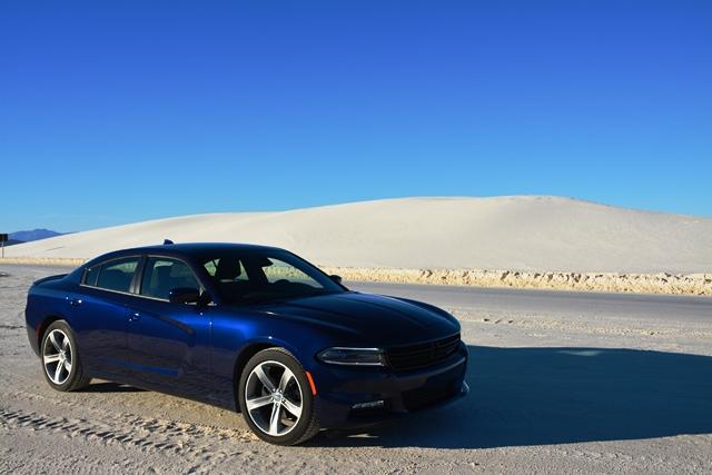 Motor Show – Nochebuena entre marcianos y dunas blancas