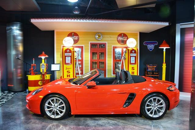 separation shoes 57137 32ff9 Motor Show – Debuta en Guaynabo el Porsche 718 Boxster